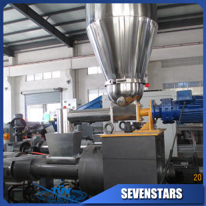 Plastic Pelletizing Recycling Line for PP PE pictures & photos