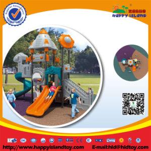 Children Toy Outdoor Playground Equipment Plastic Slide pictures & photos