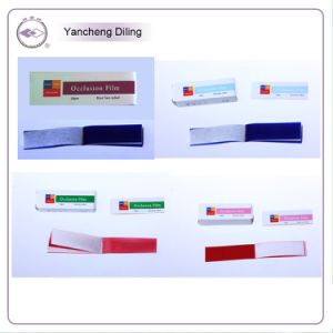 Occlusion Film Red/Blue One Side or Double Side Articulating Film