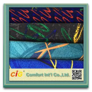 Jacquard Auto Fabric for Auto Seat Cover Fabric pictures & photos