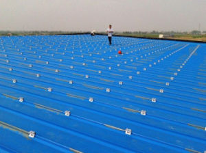 Galvanized Roof Sheet/ Color Corrugated Steel Roof Sheet (DX51D) pictures & photos