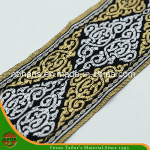 Polyester Trimming Lace Tape (HM-1506) pictures & photos