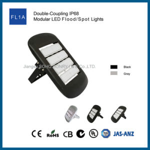 40W ~ 350W FL1a Double-Coupling IP68 LED Flood Lighting