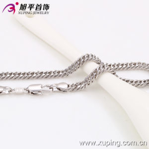 Xuping Fashion Rhodium Color Snake Skin Bracelet (73636) pictures & photos