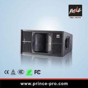"600W Dual 10"" Neodymium Line Array pictures & photos"