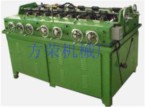 Best Straightness Automatic Metal Aluminium Tube Unbender Machine (FR-50)