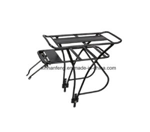 Double-Deck Rear Carrier for E Bike Battery Carrier (HCR-141) pictures & photos