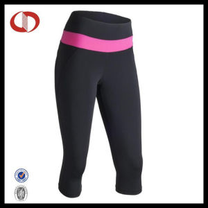 OEM Women Sports Compression Running Legging pictures & photos