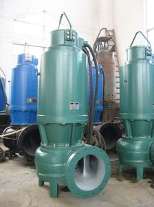 WQ Submersible Pumps for Sewage and Drainage with Cooling Jacket pictures & photos