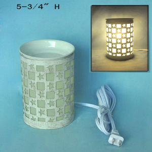 Electric Metal Fragrance Warmer - 15CE00879