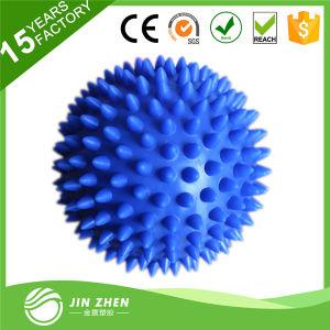 PVC Hand Spiky Massage Ball, 6cm 8cm 10cm a Set Hard Spiky Massage Ball pictures & photos