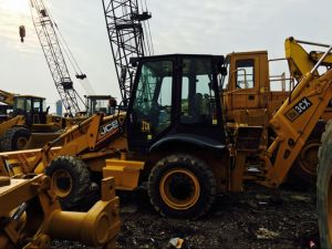 Jcb Used Backhoe Wheel Loader (3CX)