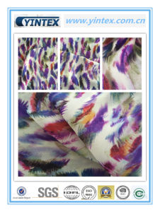 100% Poly Double Satin Printed Polyester Fabric pictures & photos