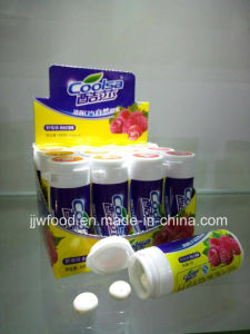 Difference Color Coated Filled Halal Chewing Gum pictures & photos