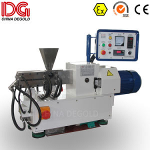 Single Screw Extrudie Machine for Laboratory Use (PCS30) pictures & photos