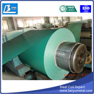 High Quality Green Steel Coil pictures & photos