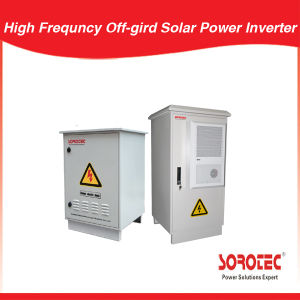 Outdoor Solar Panel Power System Low Frequency Solar Inverter IP55 for Telecom pictures & photos