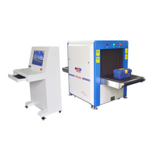 High Penetration X-ray Scanner for Checking Baggage Used in Gov. Building and Airport (MCD-6550)