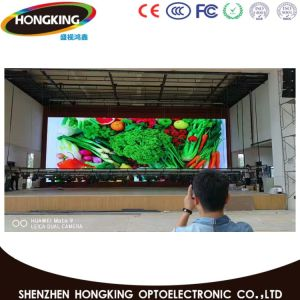 High Refresh 1920Hz Three Years Warranty P10 LED Video Wall pictures & photos