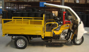Three Wheeled Cabin Cycle/Boda Bodas Motorbike pictures & photos