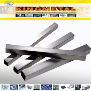 10X20 ASTM A500 Seamless Steel Pipe Hollow Section Square Pipe pictures & photos