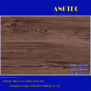 Waterproof Best Quality Wood Plastic Composite WPC Outdoor Flooring, Solid Wood Flooring, Grey Wood Floor pictures & photos