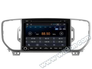 Witson Android 4.4 System Car DVD for Subaru Forester 2010-2012 (W2-A6580) pictures & photos