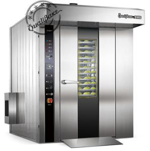 Multifunction Gas Rotary Oven for Bakery with Ce