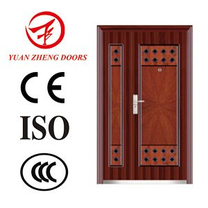 Amored Iron Security Door Double Hot Sale in India pictures & photos