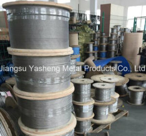 Stainless Steel Wire Rope AISI304 pictures & photos