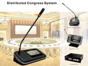 Distributed Congress Terminal pictures & photos