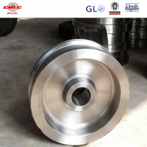 OEM High Quality Cast Steel Pulley for Crane Equipment pictures & photos