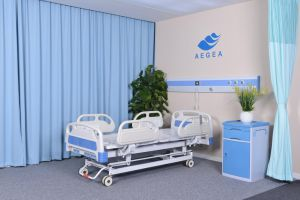 Newest Advanced Electric Nurse Operator Prices Hospital Bed (AG-BY002) pictures & photos