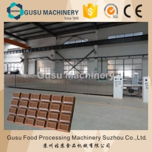Gusu Food Chocolate Molding Plant pictures & photos
