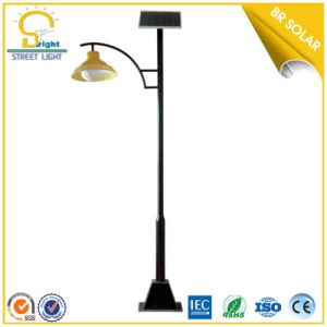 4m LED Lamp with Solar Panel for Courtyard pictures & photos
