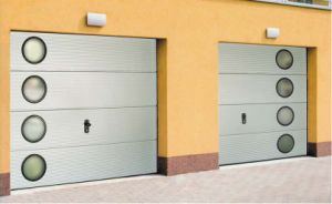 Overhead Garage Doors (40mm thick) pictures & photos