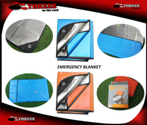 All Weather Re-Usable Emergency Survival Space Blanket (1508001) pictures & photos