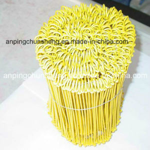 PVC Coated Double Loop Wire Tie pictures & photos