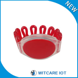 Smart and Flexible RFID PVC Wristband