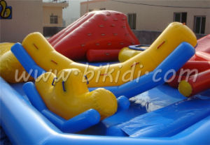 Commercial Use Inflatable Water Totter/ Water Seesaw for Water Games D3018 pictures & photos