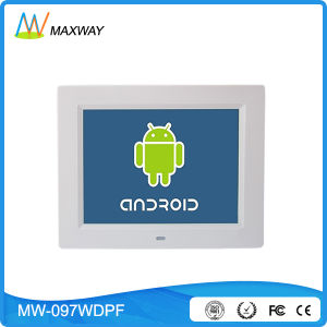 9.7 Inch HD LCD Android OS Digital Picture Frame WiFi pictures & photos