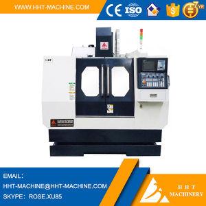 V65 Linear Rail Vertical CNC Machining Center, CNC Milling Machine