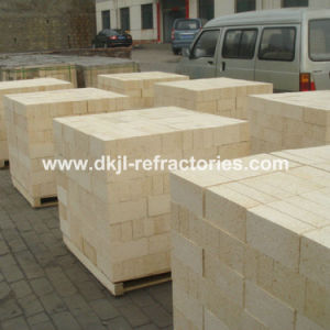 Accurate Dimension Standard High Alumina Refractory Brick Used in Various Kilns pictures & photos