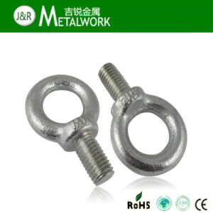 Hot DIP Galvanized / HDG Lifting Round Eye Bolt DIN580 pictures & photos