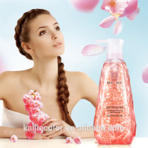 Wholesale Bath Gel Cherry Blossom Essential Body Shower Gel pictures & photos