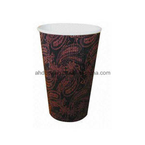 No Water Leakage 10oz Throw Away Coffee Cups pictures & photos