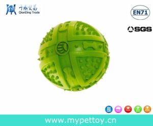 2015 New Rubber Ball Dog Chew Toy pictures & photos