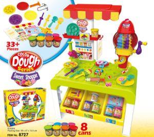 Color Children DIY Play Dough Set Pretend Toy Play Dough (H5931107) pictures & photos