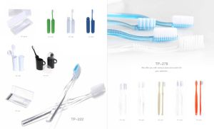 Wholesale Suitable for All Ages Travel Toothbrush pictures & photos