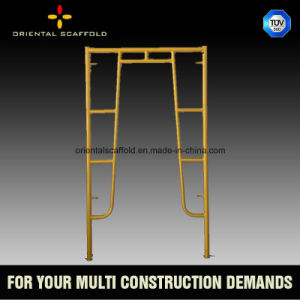 X-Bracing Scaffolding Frame for Construction Tools pictures & photos